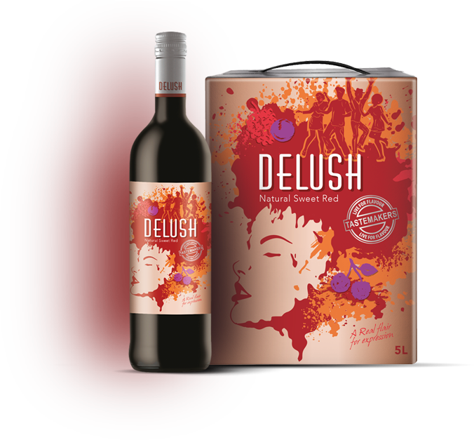 Delush Red Wine Pack