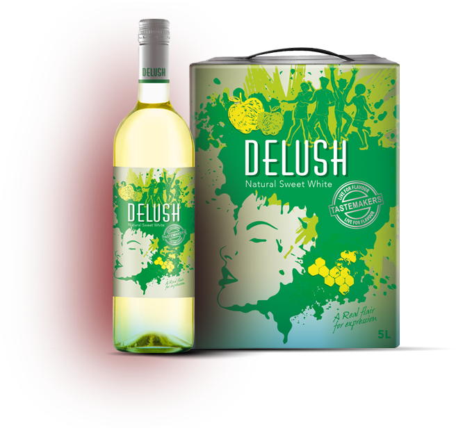 Delush White Wine Pack