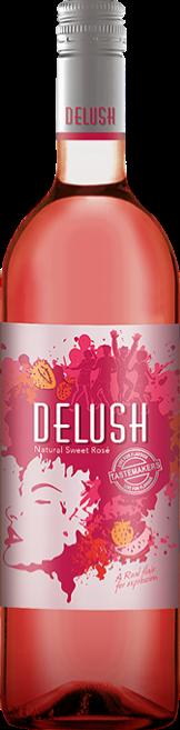 Delush Rose Wine Packshot